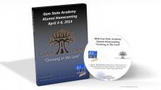 "2014 GSAA Alumni Weekend - ""Growing in the Lord"" (DVD)"