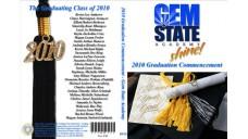 2010 Gem State Academy Graduation (DVD)