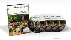Where is Elijah - Doug Batchelor (CD)